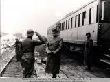 Прибытие командующего группой армий