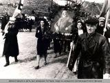Демонстрация в честь дня рождения Гитлера.
