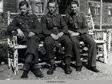Немецкие солдаты.