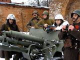 Реконструкция событий Великой Отечественной войны