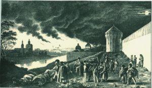 4-5 августа 1812 г. – оборона Смоленска русскими войсками